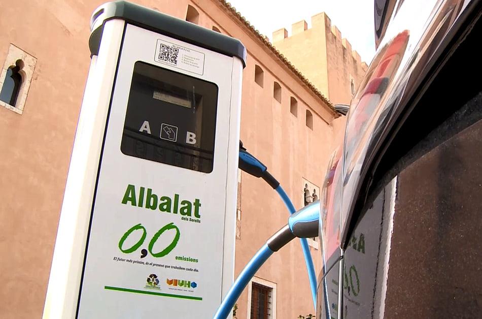 Diputació de València financia la compra de 127 vehículos eléctricos