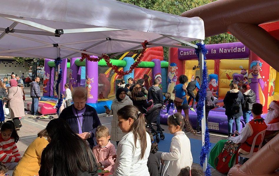 Imagen destacada Actividades navideñas para dinamizar el comercio en los barrios y plazas de Alicante