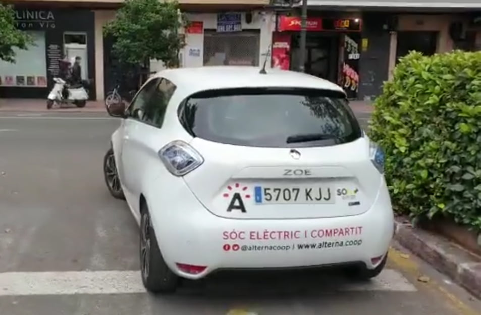 AlternaCoop lanza el vehículo eléctrico compartido recargado con energía solar