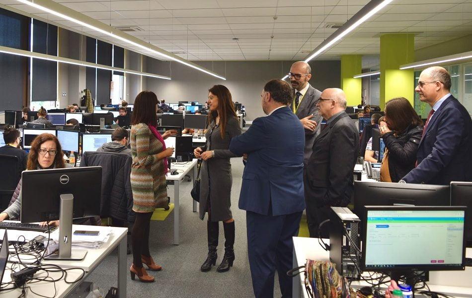 Pascual destaca la capacidad de generación de empleo de la transformación digital
