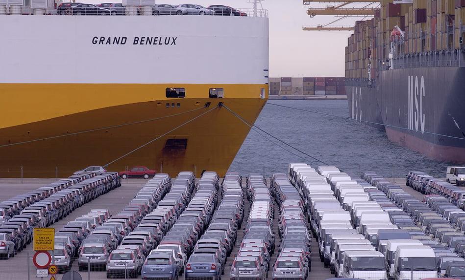La exportación valenciana hasta octubre rozó los 26.000 millones de euros