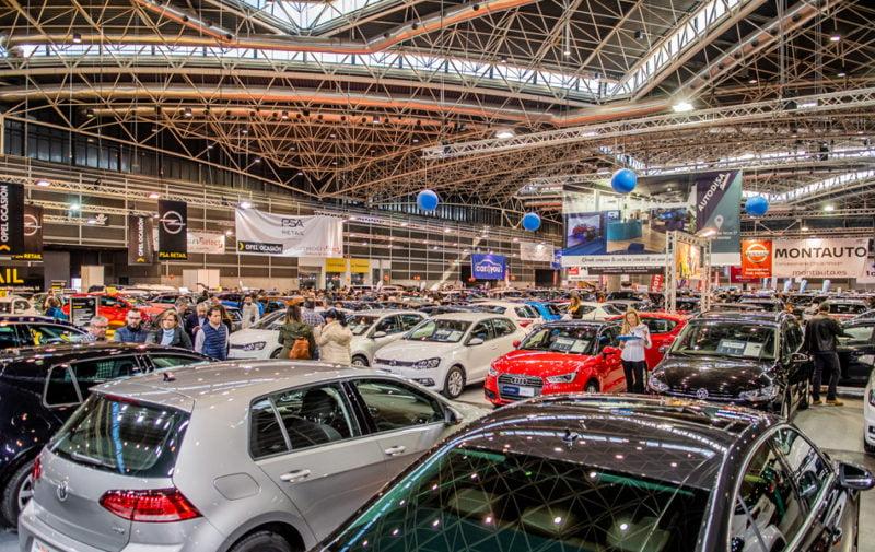 La Feria del Vehículo de Ocasión solo venderá las entradas de forma online