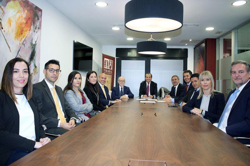 García Carrión Asessors, expertos en pymes, se integra en Tomarial