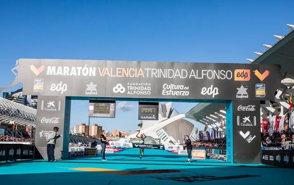 Cancelada la celebración del 40 Maratón de València de 2020
