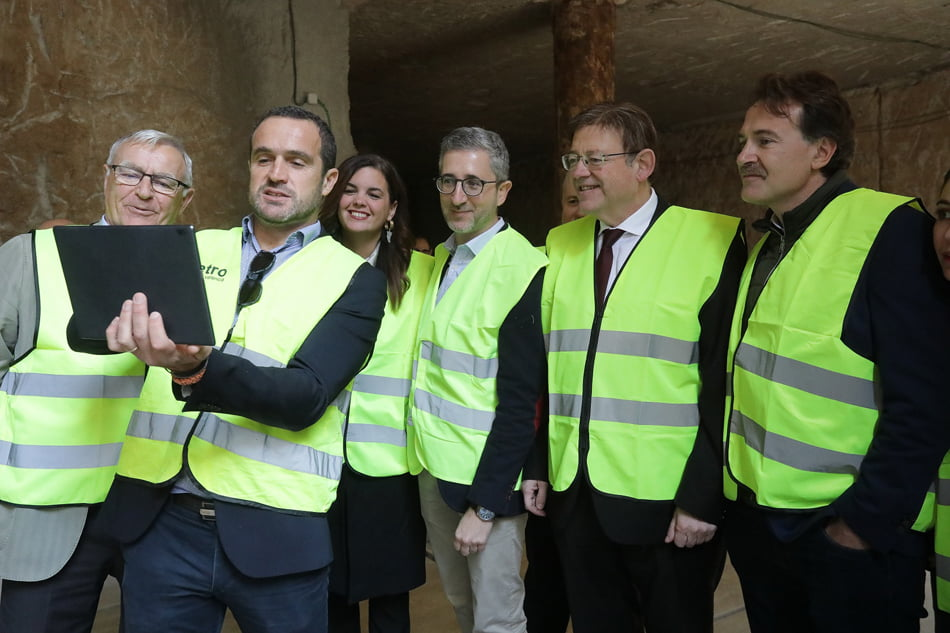 Las obras del tramo subterráneo de la L10 comenzarán a principios de año