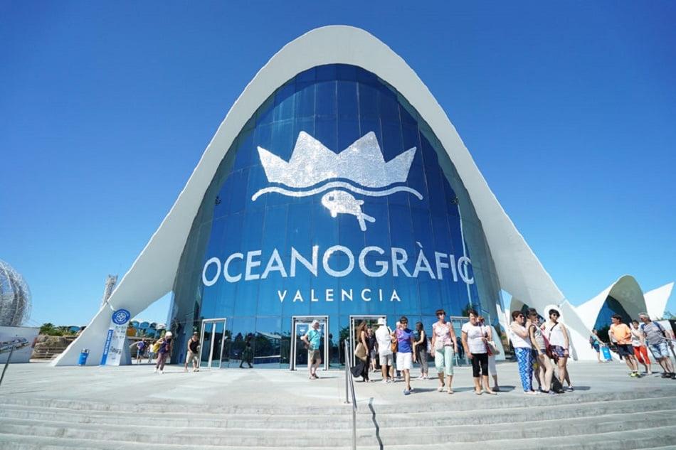 El Oceanográfic bate un nuevo récord al superar los 1,5 millones de visitas