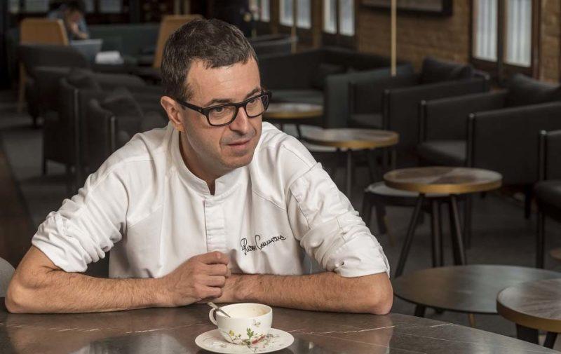 José Andrés, Ricard Camarena y el Restaurante Sollo, Premios de Hostelería