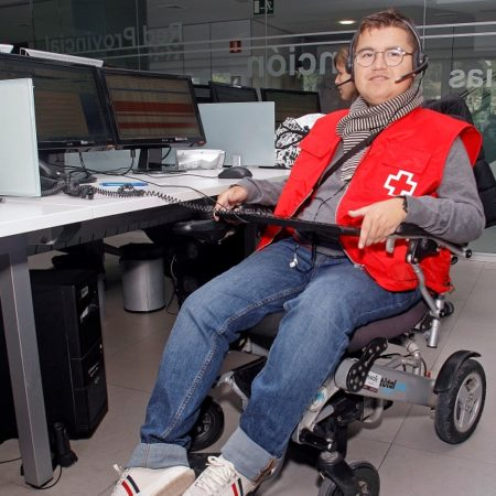 Alberto-voluntario