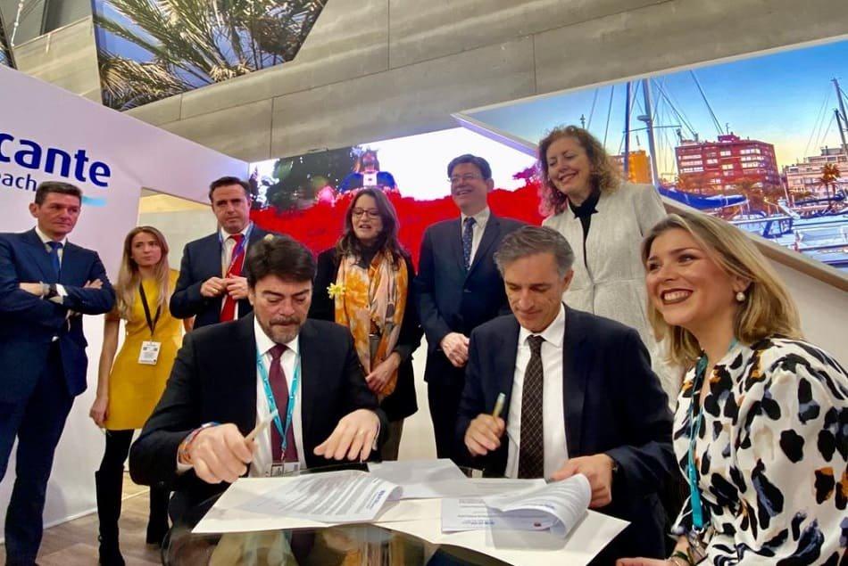 Imagen destacada Ayuntamiento y Aguas de Alicante llevarán la visión artificial al Postiguet y Tabarca