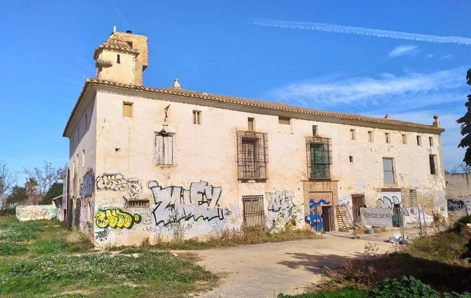 Imagen destacada València inicia las obras de consolidación de la Alquería Falcó