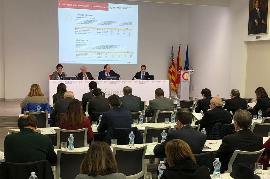 Imagen destacada Cámara Valencia pide colaborar en la elaboración de la nueva ley de Comercio