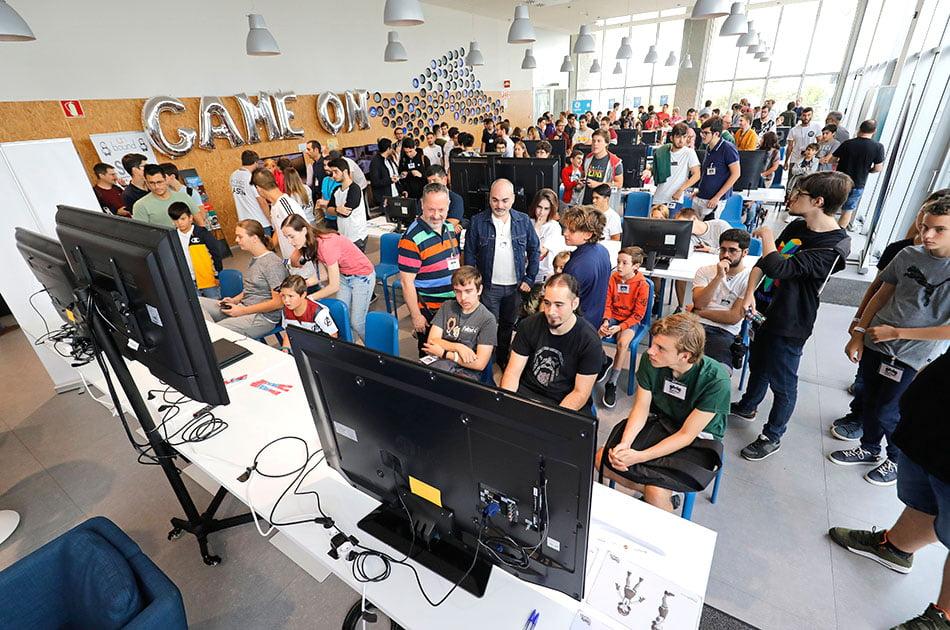 Imagen destacada Lanzadera acelerará estudios de videojuegos de los PlayStation®Games Camp de España