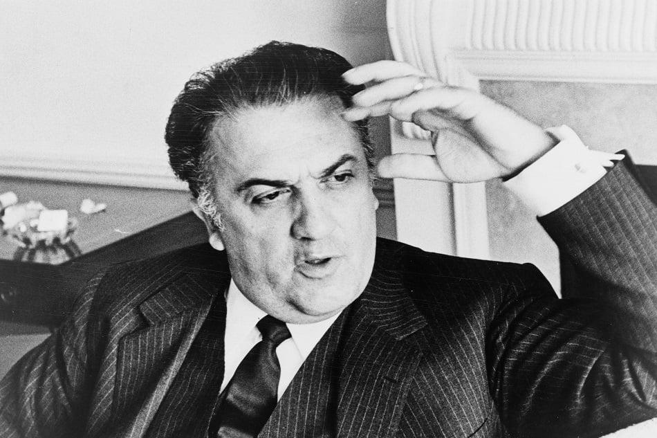 Imagen destacada La Filmoteca inicia su ciclo conmemorativo del centenario de Federico Fellini