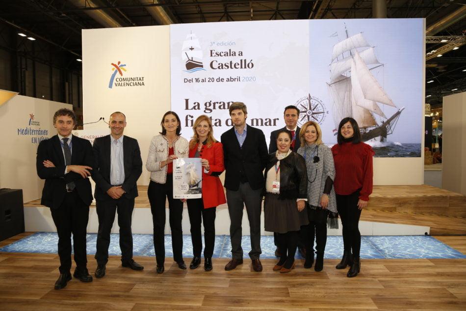 Imagen destacada La ministra de Turismo Reyes Maroto anima a participar esta Pascua en Escala Castelló