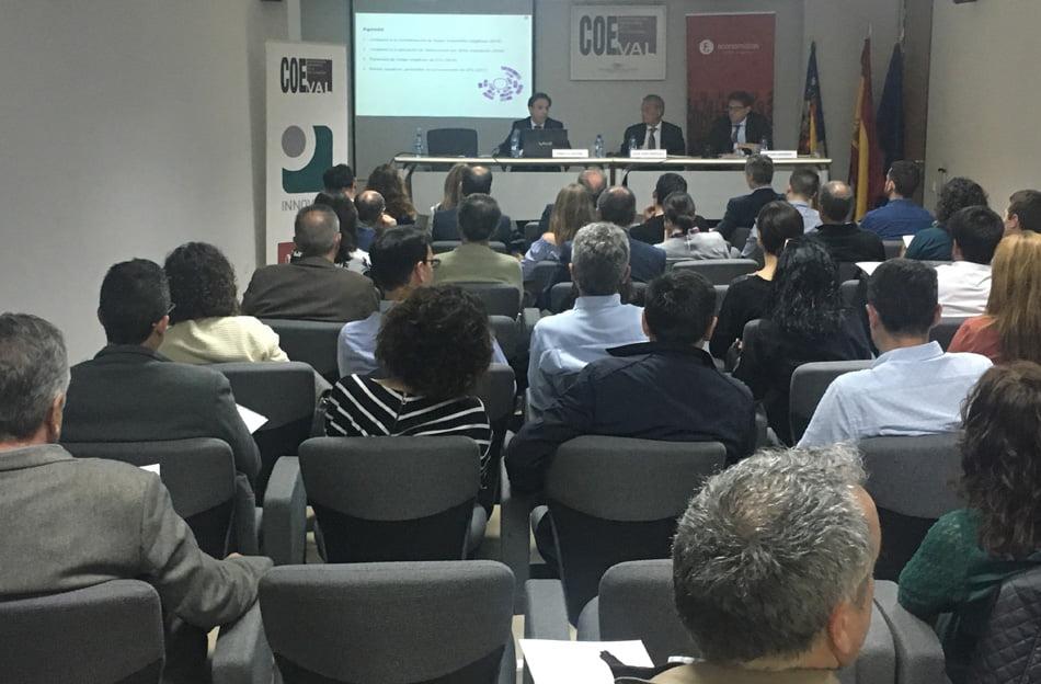 Coeval y el Colegio de Economistas convocan una jornada sobre gestión