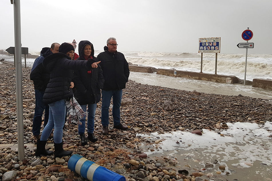 Imagen destacada Los ayuntamientos afectados por el temporal cuentan con 45 días para solicitar las ayudas