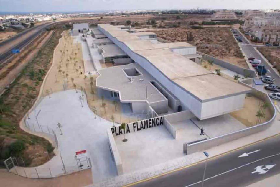 Imagen destacada El IES Playa Flamenca de Orihuela, Mejor Obra de la provincia de Alicante