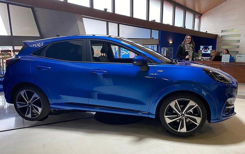 El nuevo Ford Puma llega a Ford Montalt y Ford Valsur Car