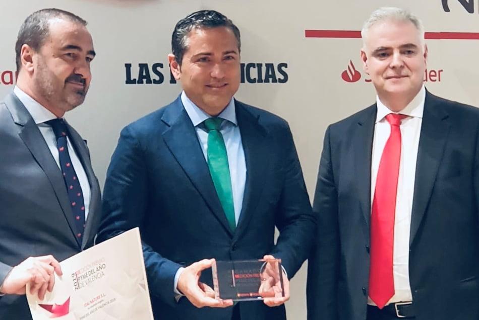 Imagen destacada Idai Nature, Premio Pyme del Año 2019 en València