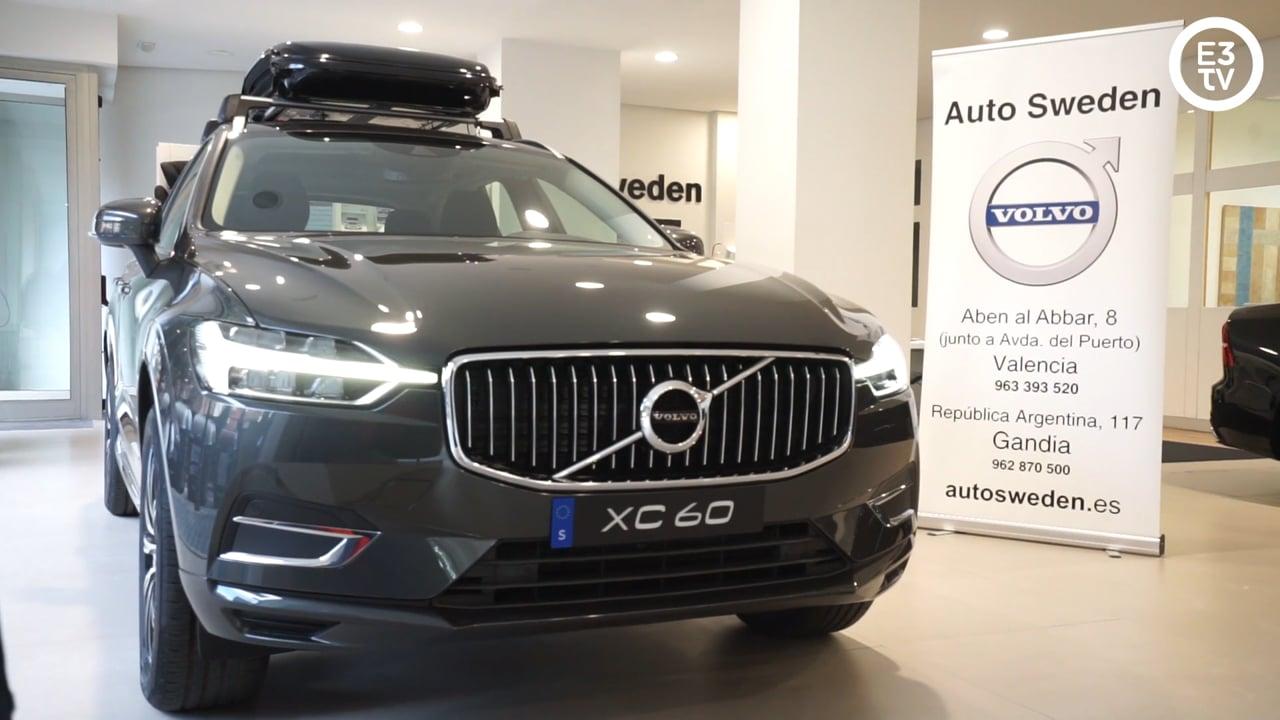 Volvo XC60, un SUV que irradia presencia y potencia