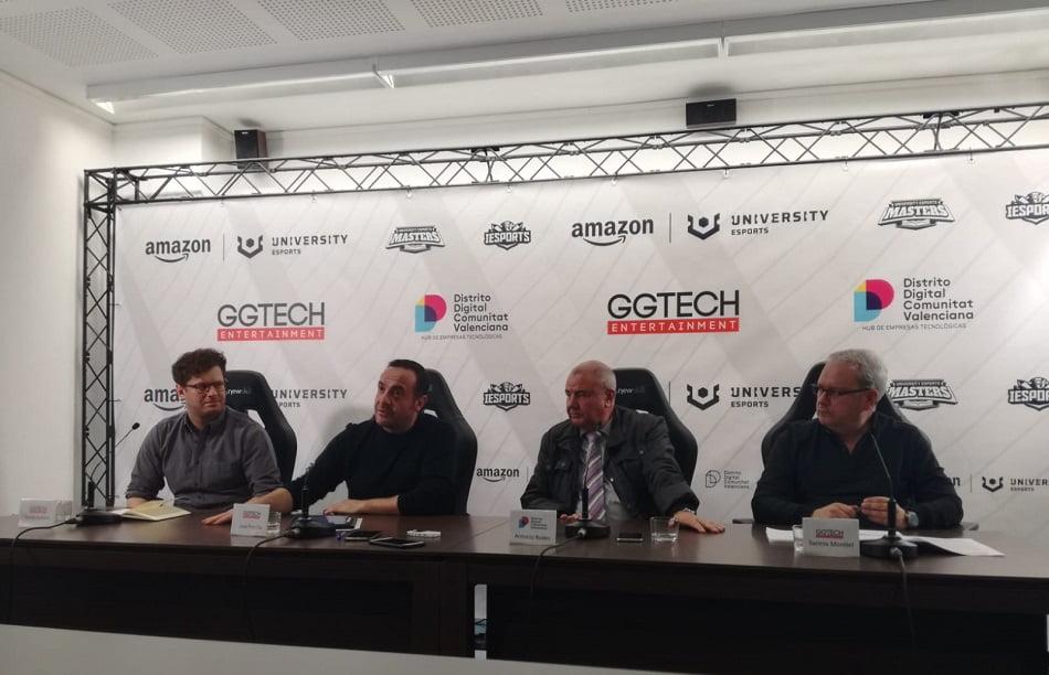 Distrito Digital prevé hacer aterrizar en 2020 su proyecto de hub de gaming y eSport