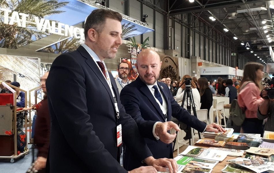 Imagen destacada Diputación de València aboga por las sinergias institucionales para captar turismo