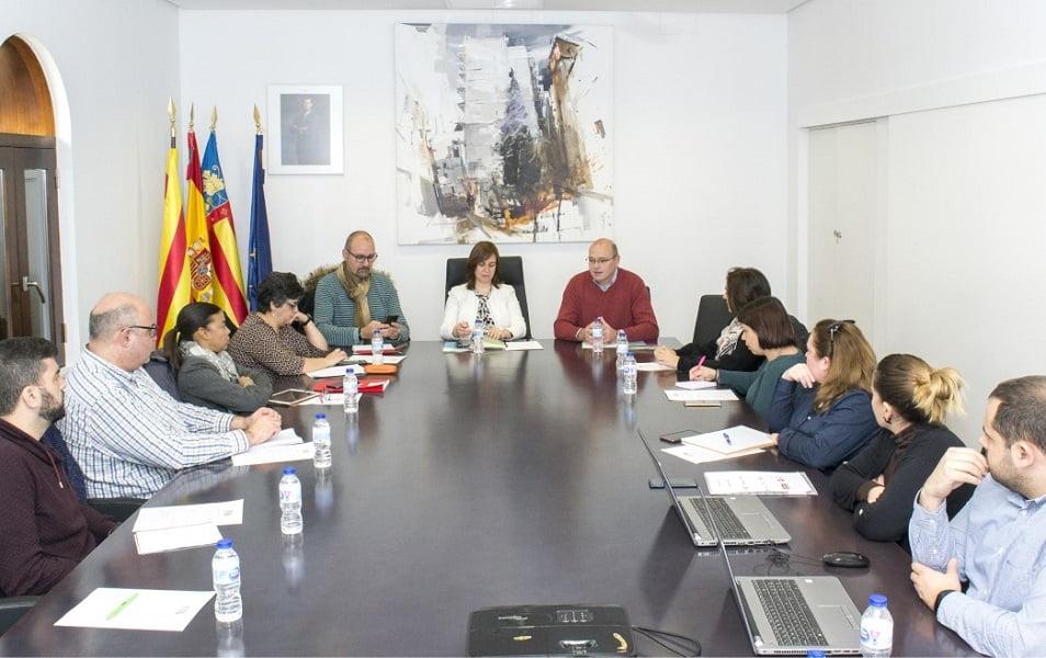 Imagen destacada Xixona seguirá liderando el Pacto por el Empleo de L'Alacantí