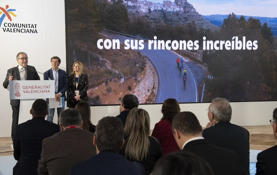 Imagen destacada Diputación de Castellón refuerza en Fitur los contactos con países emisores de turismo