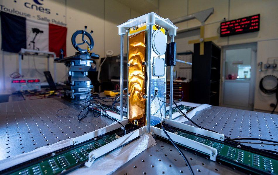 Imagen destacada La tecnología valenciana conquista el espacio
