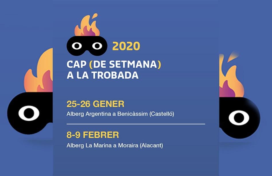 La 7ª Trobada de Teatre Jove ofrece un adelanto en Benicàssim y Moraira