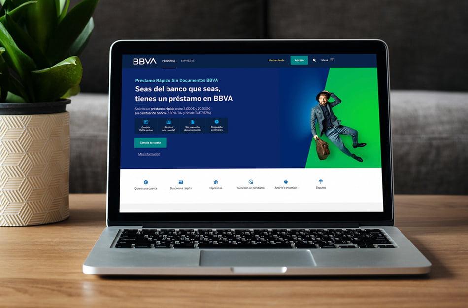 Imagen destacada La nueva web de BBVA permite personalizar contenidos para cada usuario