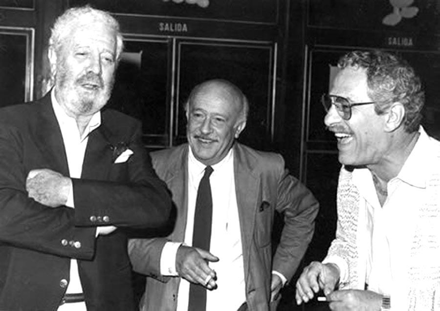 El cineasta valenciano Luis García-Berlanga