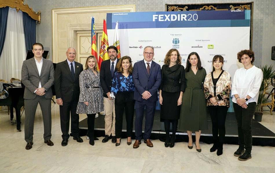 Imagen destacada Fexdir arranca con el reto de consolidarse como foro de directivos en Alicante
