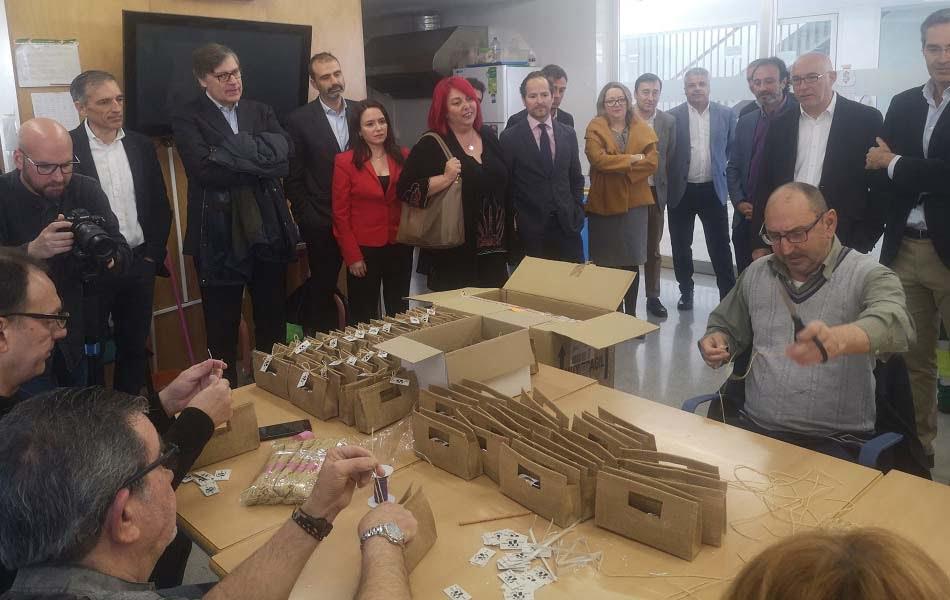 Imagen destacada Hidraqua celebra su Comité de Dirección en las instalaciones de Adacea
