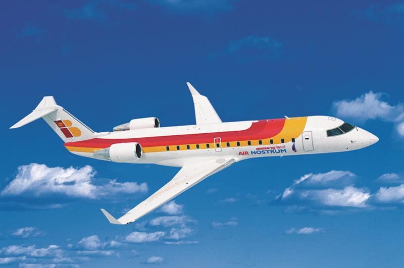 Air Nostrum suspende desde hoy el 100% de su operativa