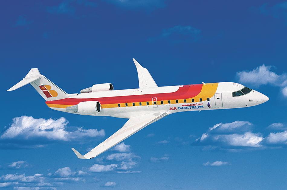 Imagen destacada Air Nostrum suspende desde hoy el 100% de su operativa