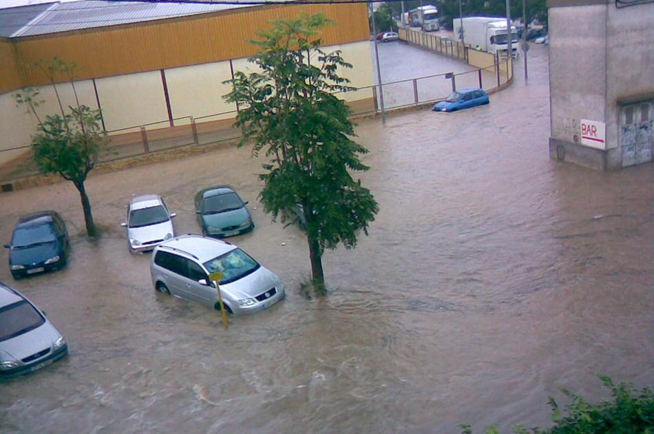 Fuente del Jarro teme que se agraven las inundaciones por la ampliación del bypass