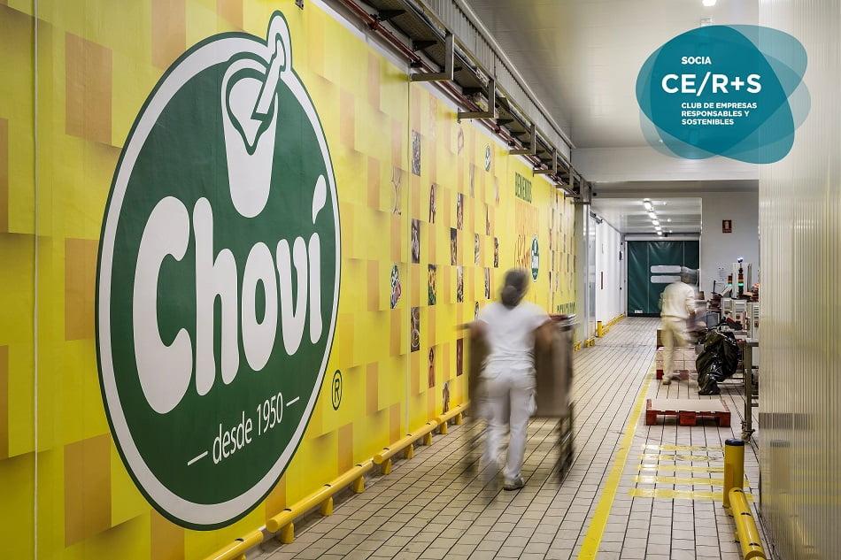 Choví, nuevo socio del Club de Empresas Responsables y Sostenibles de la Comunitat