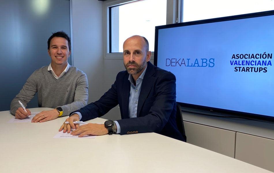 Imagen destacada Dekalabs y la AVS se unen para impulsar la digitalización de la industria