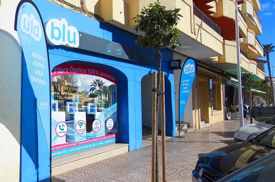 Imagen destacada La teleco Ahí+ adquiere una participación mayoritaria en la alicantina Blu
