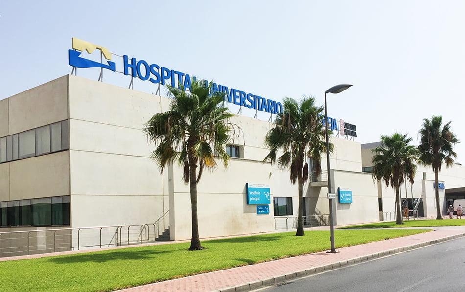 Ribera Salud: Torrevieja es el departamento con menos demora quirúrgica