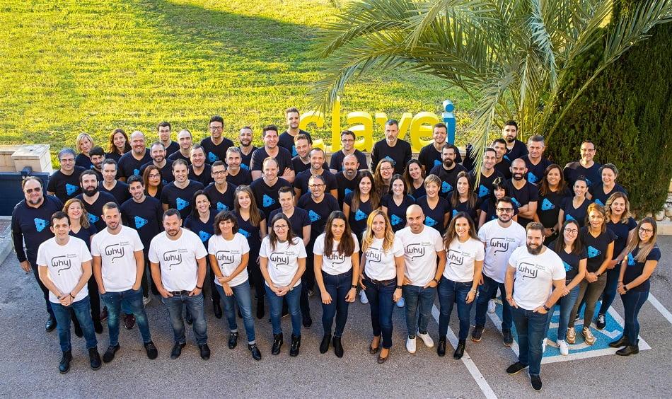 Clavei y Why Strategic se unen para acelerar la transformación digital de las empresas