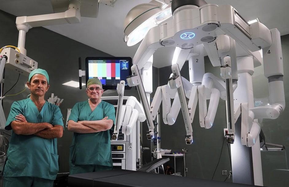 la cirugía robótica es mejor para el cáncer de próstata
