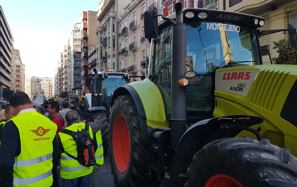 Imagen destacada Sánchez asegura que el Gobierno ayudará a los agricultores y ganaderos