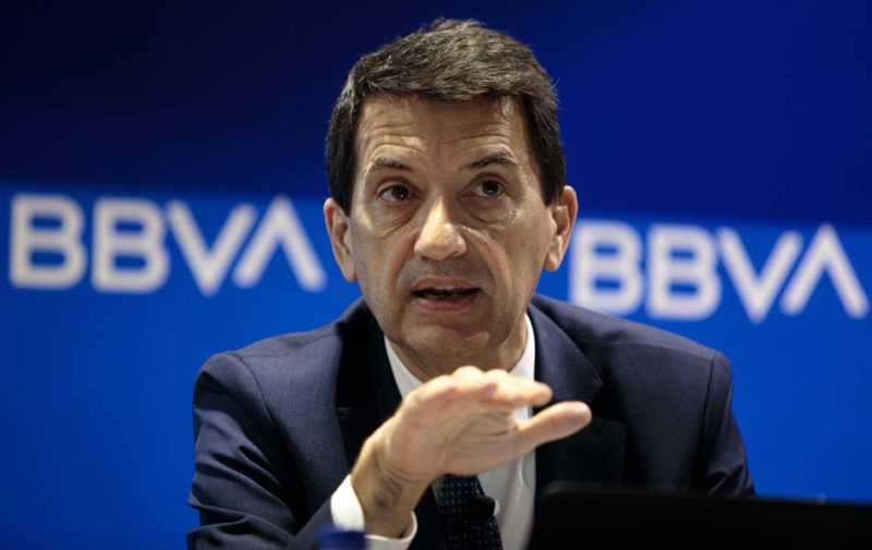 Rafael Doménech, responsable de Análisis Económico del BBVA