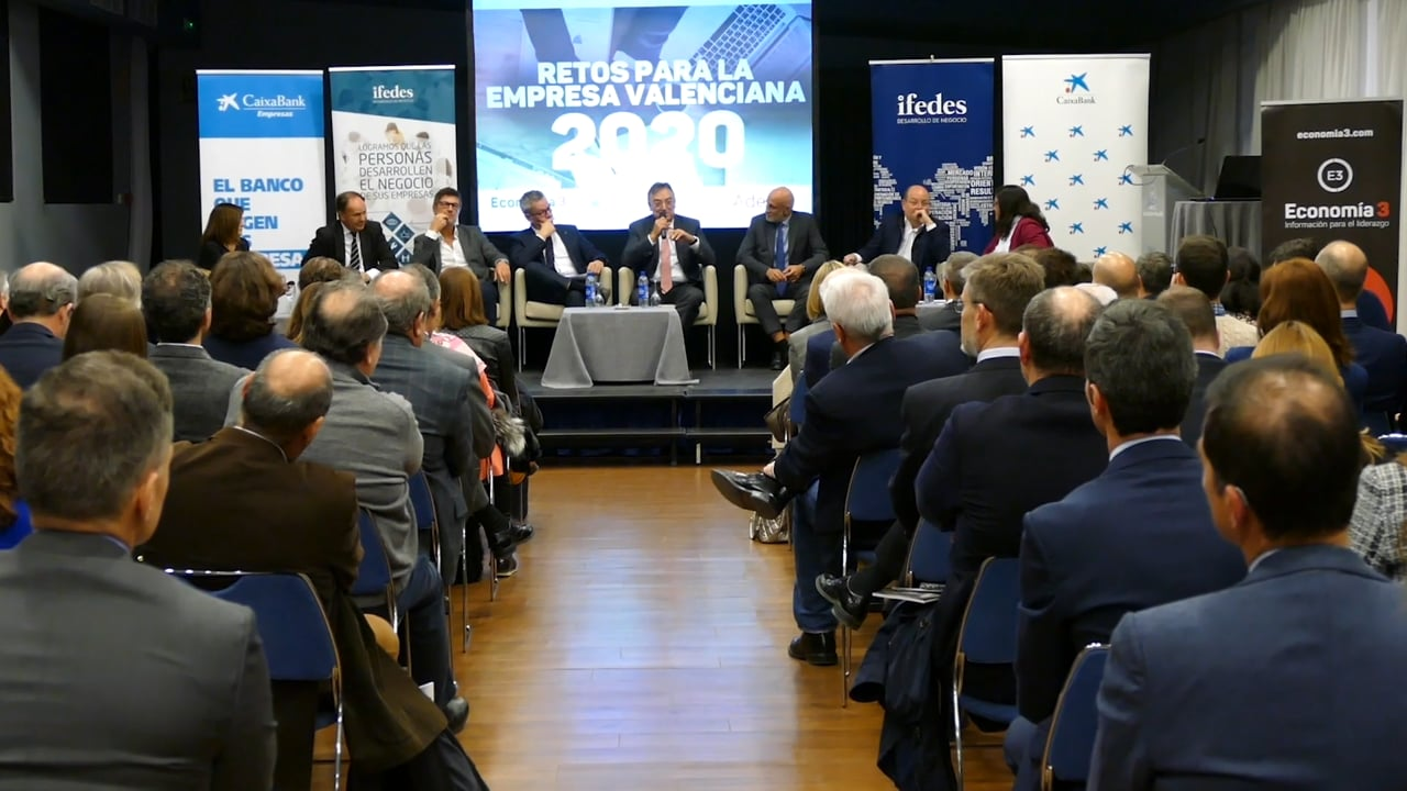 Las empresas valencianas y el entorno volátil 2020