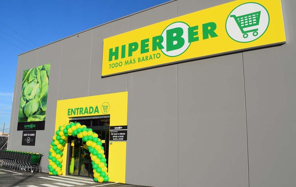 Hiperber dará un complemento salarial de hasta 200 euros a sus empleados