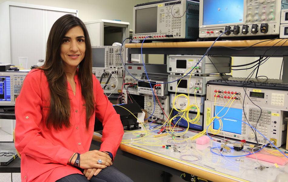 Imagen destacada Ivana Gasulla, investigadora de la UPV, gana el premio a la Dona Científica Valenciana