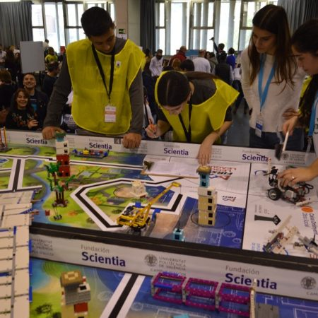 First-Lego-League-Campus Alcoy