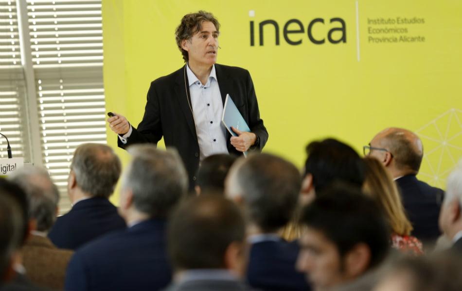 Ineca pronostica que el Distrito Digital dará tamaño a las empresas para exportar más